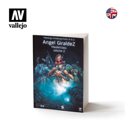Vallejo Masterclass Vol. 2 by Ángel Giráldez 75.010