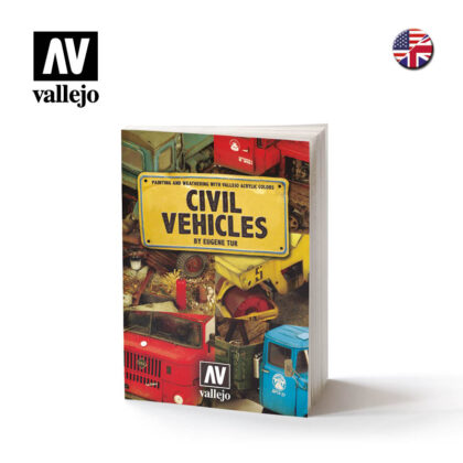 Vallejo Civil Vehicles 75.012