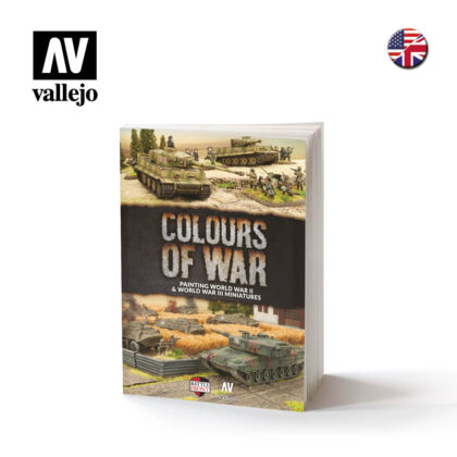 Vallejo Colours of war 75.013