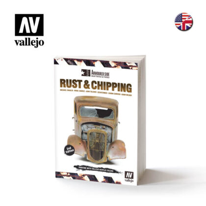 Vallejo Rust and Chipping 75.011