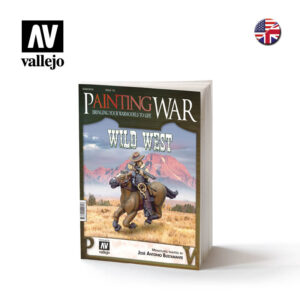 Vallejo Painting War Wild West PAWA-010EN