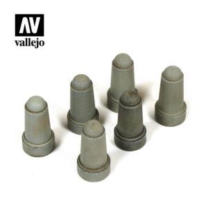 Vallejo Scenics Diorama Accessories Urban Street Poles (no. 2) SC217