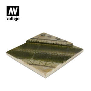 Vallejo Scenics Diorama Bases Paved street section SC001