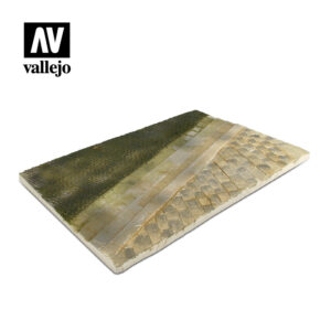 Vallejo Scenics Diorama Bases Paved street section SC101